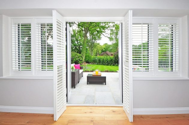 The Enduring European Popularity of Shutters