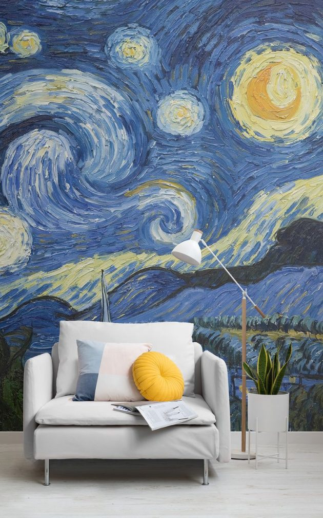 Van Gogh Paintings Now Available as Wallpapers