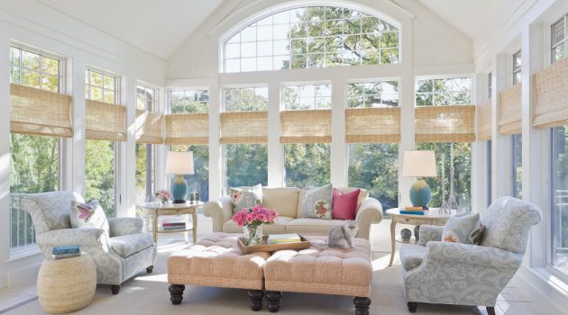 The Sunroom – A Perfect Addition To Your Home This Spring