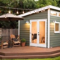 Improve Your Home's Outdoor Organization With A Shed