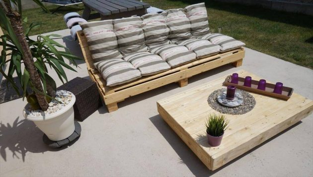15 Superb DIY Pallet Projects Which Are More Than Amazing