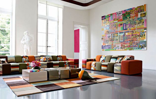 17 Brilliant Luxury Living Rooms That Will Impress You For Sure