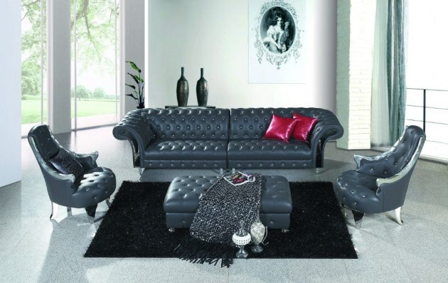 Black Color In The Home Décor- 14 Timeless Combinations