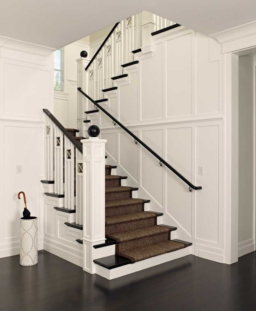 15 Residential Staircase Design Ideas: 15 Elegant Victorian Staircase Designs You'll Obsess Over