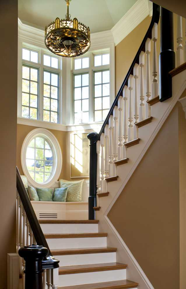 15 Elegant Victorian Staircase Designs You'll Obsess Over