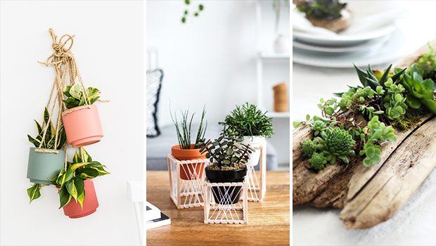 15 Eye-catching DIY Planter Crafts To Add To Your Spring Decor