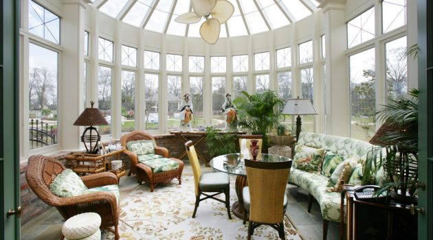 15 Impressive Victorian Sunroom Designs For Your Pleasure