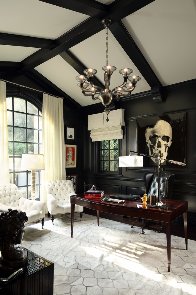 15 Sophisticated Victorian Home Office Designs You Need In Your Life