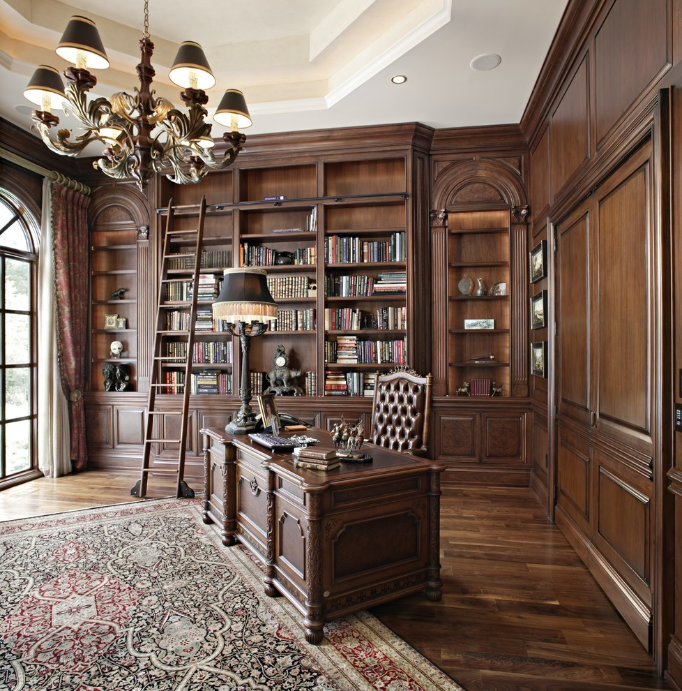 Interior Design Ideas For Home Office: 15 Sophisticated Victorian Home Office Designs You Need In