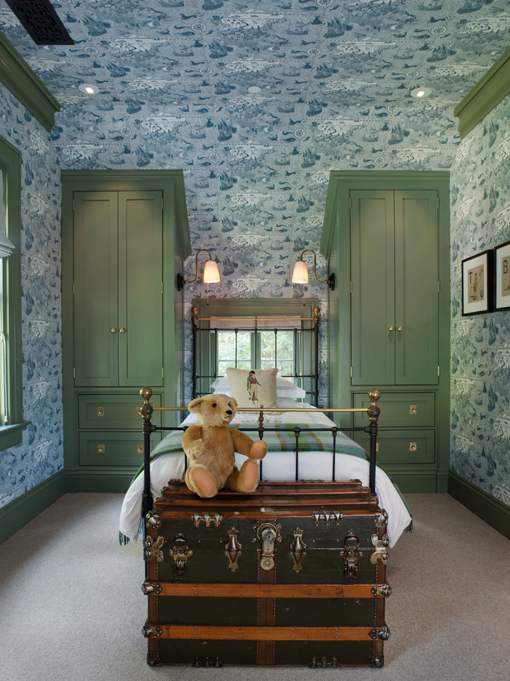 15 Stylish Victorian Kids' Room Interiors That Will Blow You Away