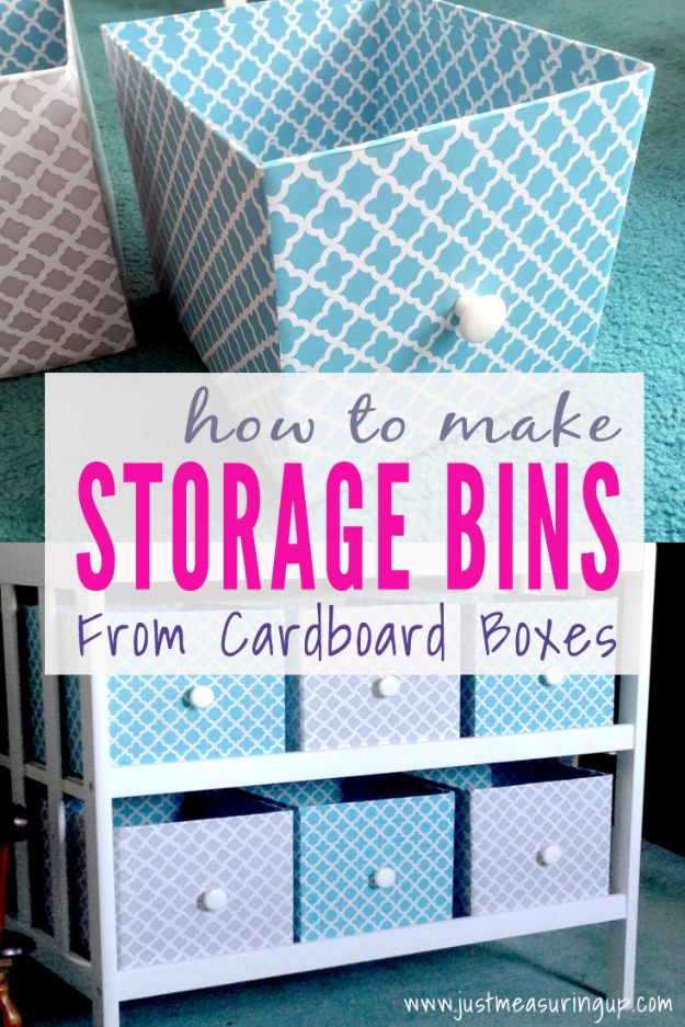 15 Super Simple DIY Storage Basket Ideas Youll Finish In No Time