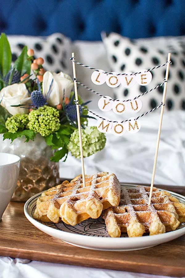 16 Sweet DIY Mothers Day Decor That Will Pleasantly Surprise Her