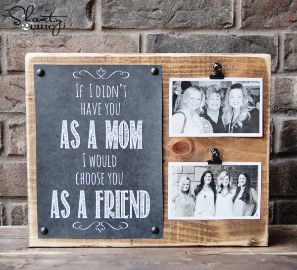 15 Wonderful Last-Minute DIY Mother's Day Gift Ideas In Case You Forgot
