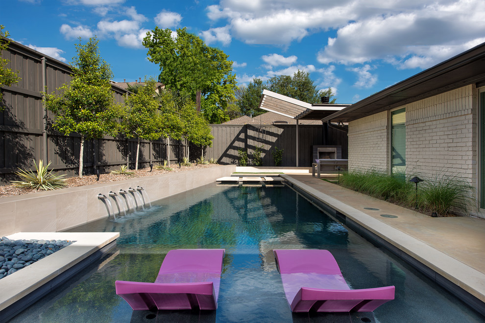 18 Breathtaking Mid Century Modern Swimming Pool Designs