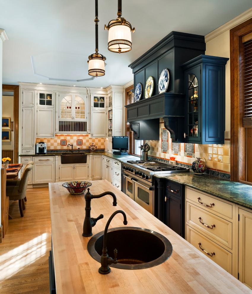 18 Pristine Victorian Kitchen Interior Designs You Must See