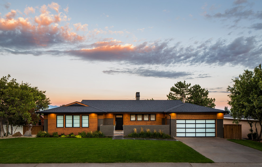 18 Spectacular Mid Century Modern Exterior Designs Of Awesome Homes