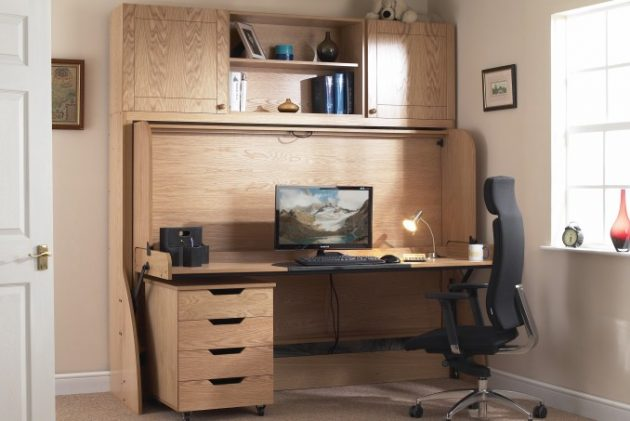 15 Super Small Home Offices That Will Attract Your Attention