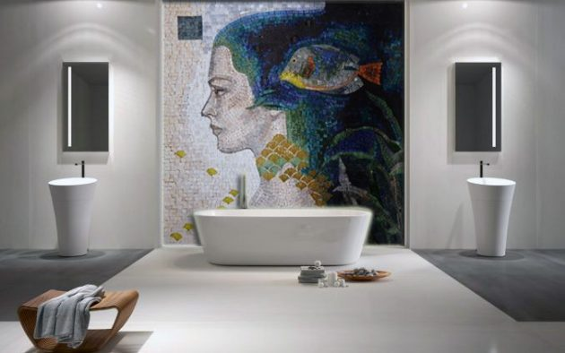 Mosaic Wall Art- Always Great Choice