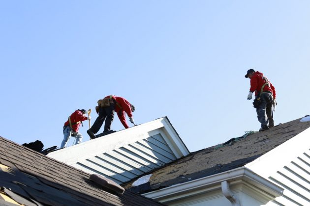 Take Care of the Roof and Improve the Appearance of Your Property