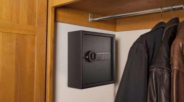6 Tips for Choosing The Best Home Safe