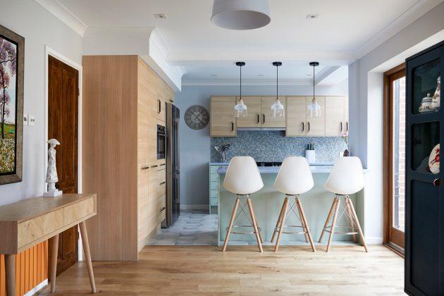 Hampton Renovation by Kia Design in London, United Kingdom