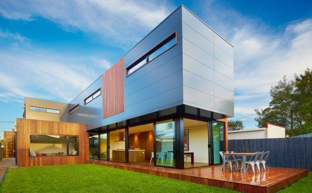 Northcote Residence by Modscape in Melbourne, Australia