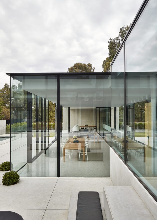 Salmon Residence by FGR Architects in Melbourne, Australia
