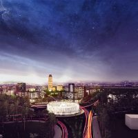 "Studio Vertebra Has Been Entrusted With Uzbekistan's Giant Investment ""Bukhara City"""