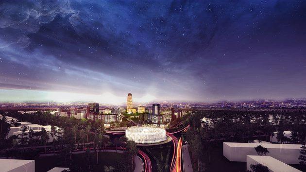 "Studio Vertebra Has Been Entrusted With Uzbekistan's Giant Investment ""Bukhara City"""
