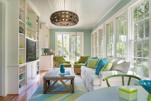 The Sunroom A Perfect Addition To Your Home This Spring