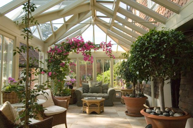 The Sunroom - A Perfect Addition To Your Home This Spring