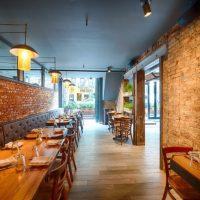 Timna Restaurant by Milman Design Build in New York City