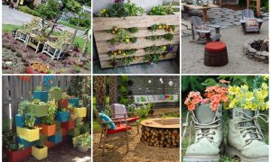 16 Magnificent Ideas For Spring Beautification Of Your Yard