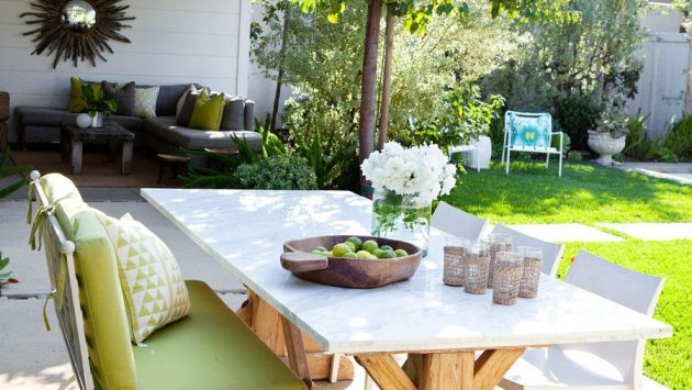 7 Ideas for Outdoor Furniture
