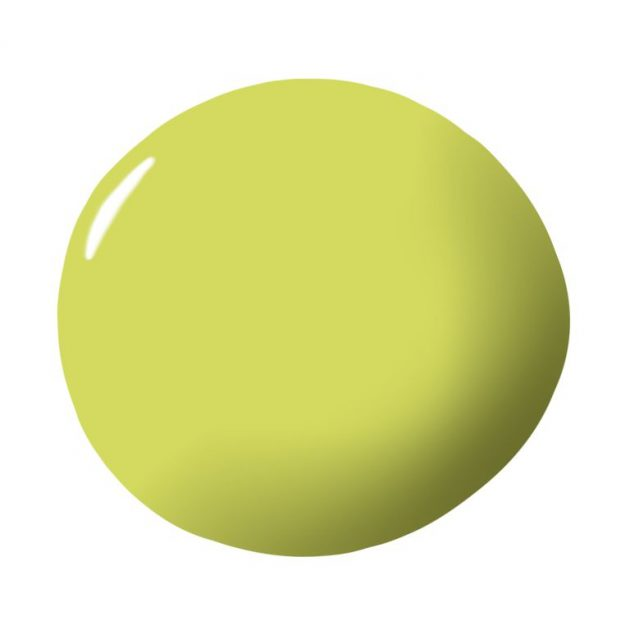 The Best Lime Green Paint Colors to Energize your Room!