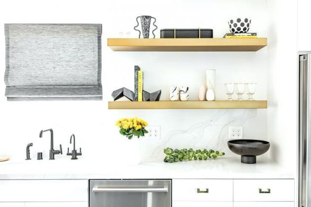 Open Shelving Kitchen Ideas That Will Leave a Unique Print on Any Space