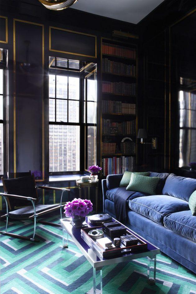 10 Purple Invigorating Room Decorating Ideas