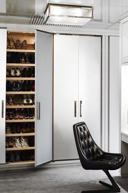 Shoe Storage Ideas for a Stylish Closet