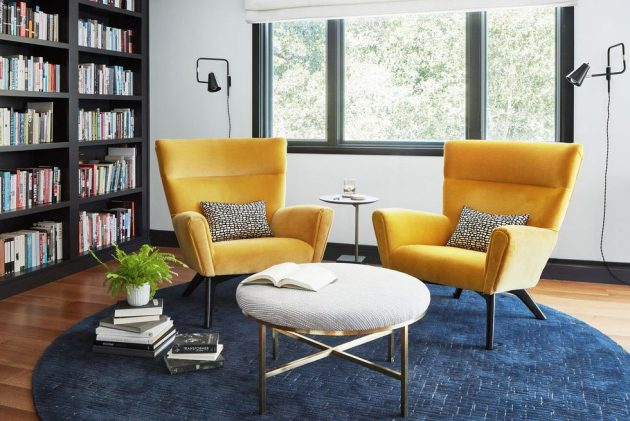 6 Mustard Yellow Room Ideas for Your Home