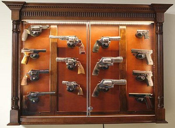 The Perfect Home for a Firearms Instructor