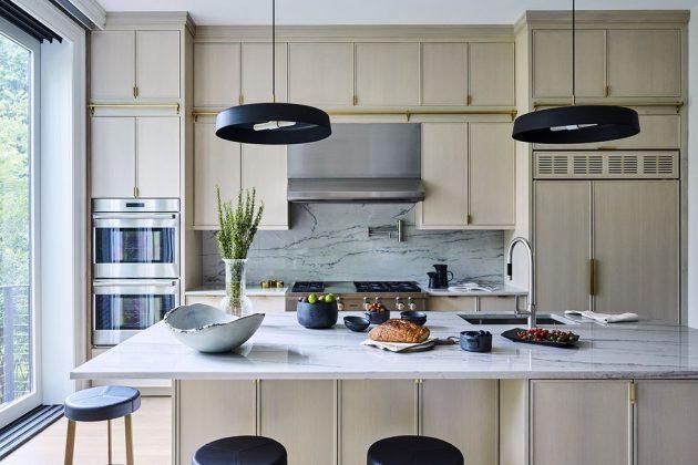 Understated Elegance Inside a Renovated Spec Home