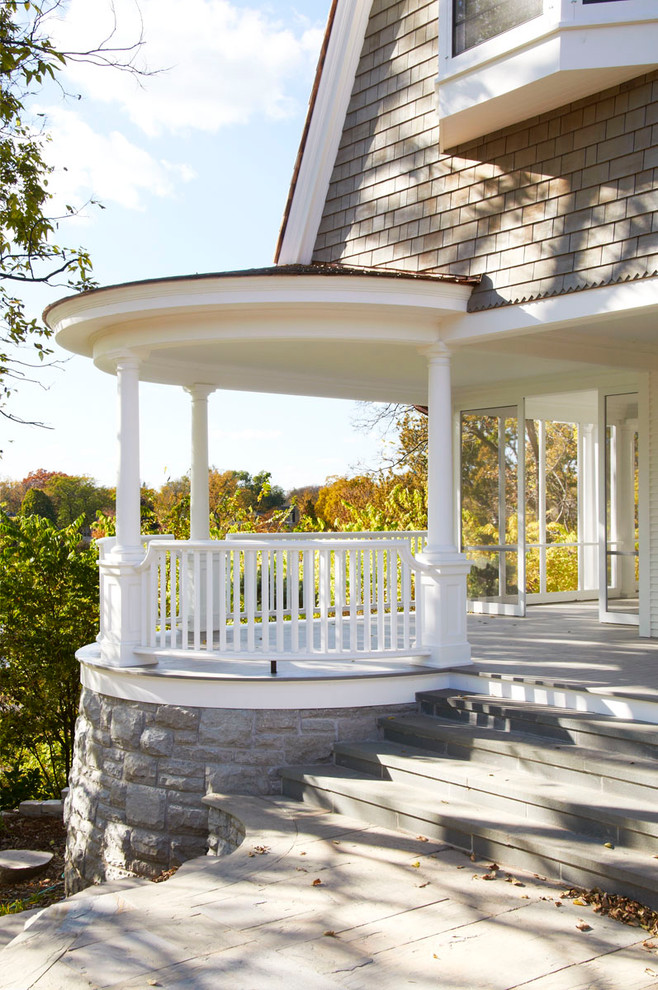 15 Captivating Victorian Porch Designs You Won't Be Able To Refuse