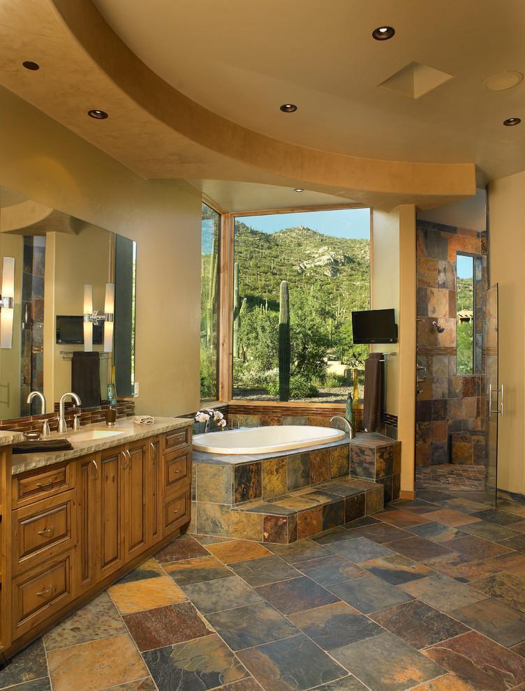 15 Charming Southwestern Bathroom Designs You U0026 39 Ll Drool Over