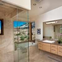 15 Charming Southwestern Bathroom Designs You'll Drool Over