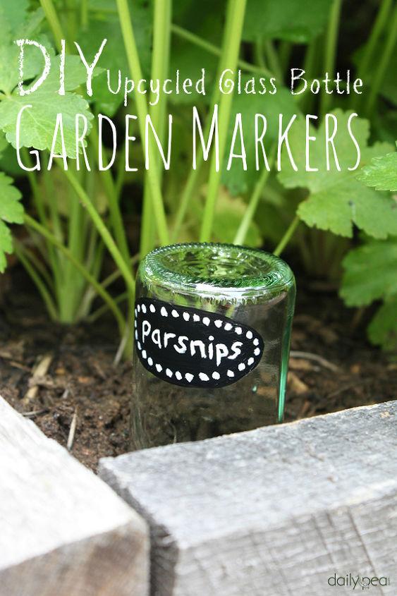 15 Cute DIY Garden Marker Ideas For Your Spring Garden