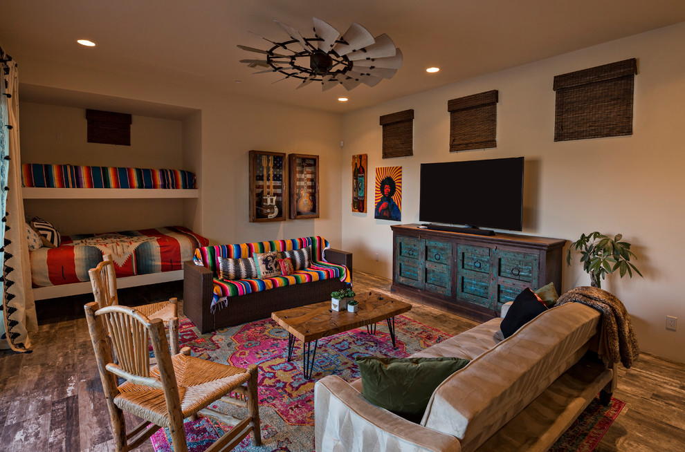 15 Delightful Southwestern Kids' Room Interiors You Will Like