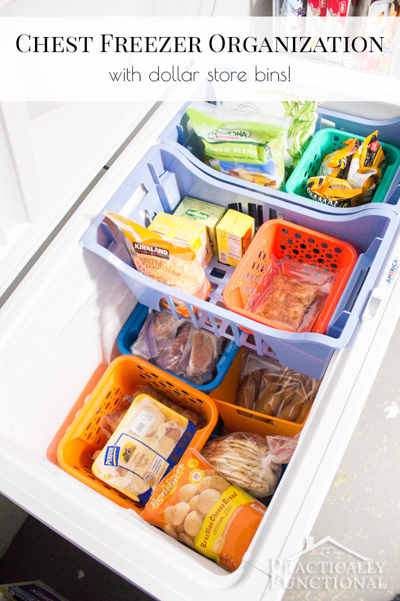 15 Genius DIY Dollar Store Storage Bin Organization Ideas You're Gonna Love
