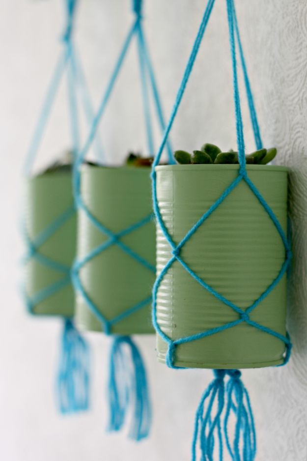 15 Handy DIY Tin Can Craft Ideas You Can Make With No ...