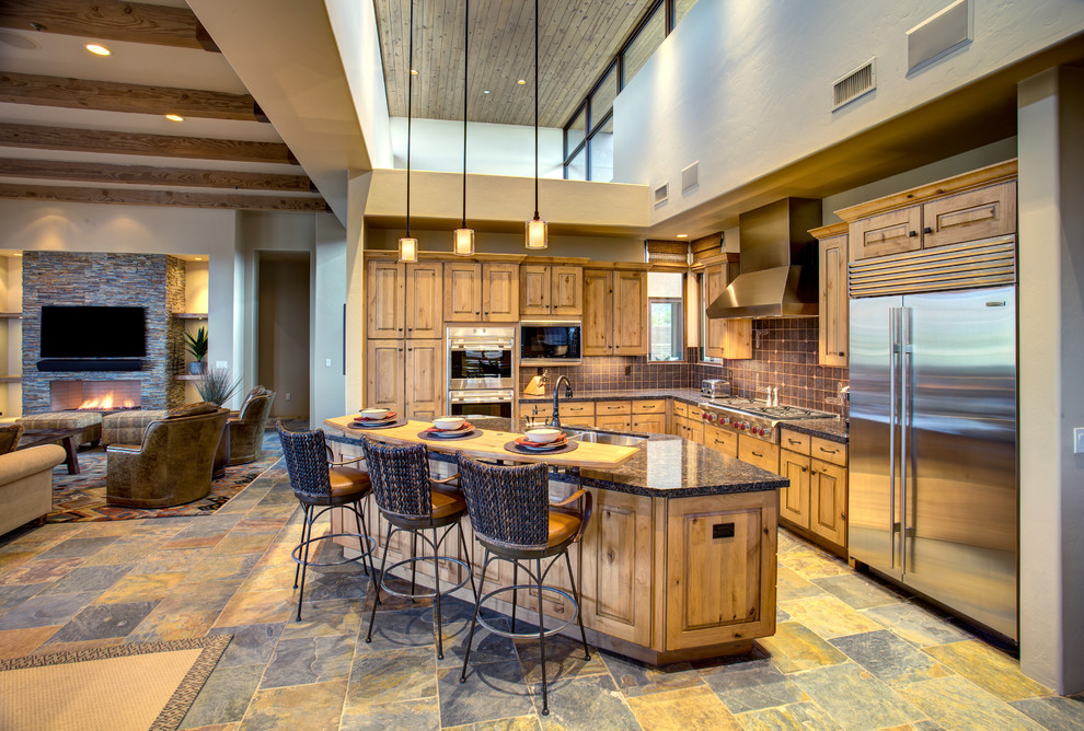 15 Spectacular Southwestern Kitchen Designs That Will Dazzle You