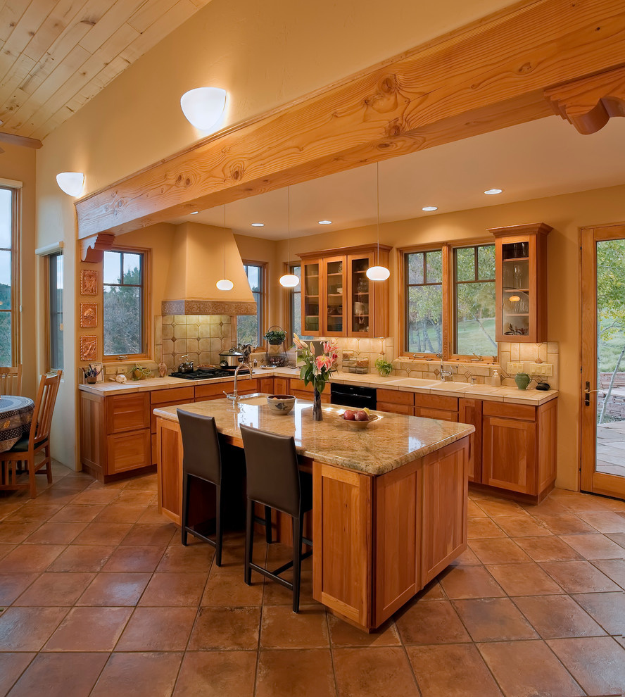 15 Spectacular Southwestern Kitchen Designs That Will ...